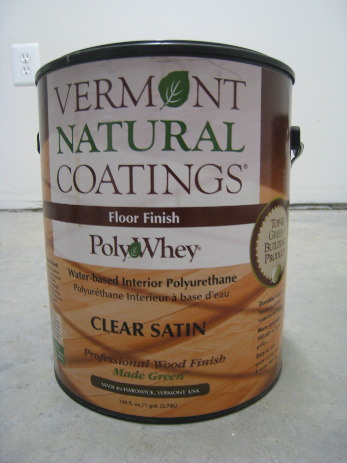 Vermont Natural Coatings PolyWhey