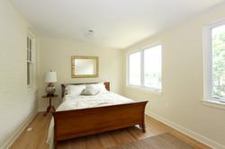 Reclaimed and reused oak floors