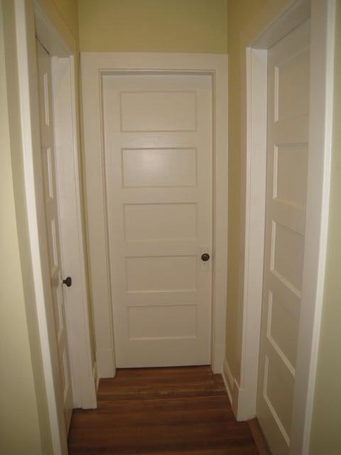 Classic five panel doors define DC