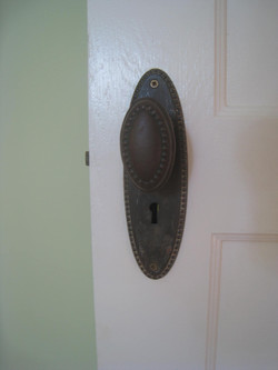 Vintage hardware