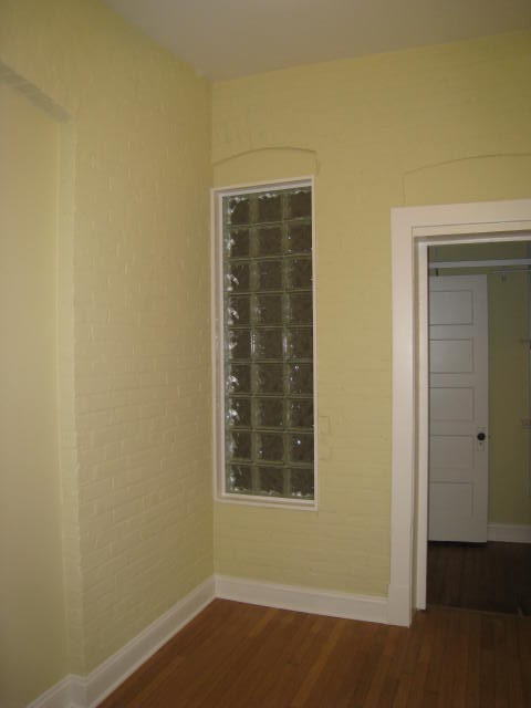 Brick details make a room