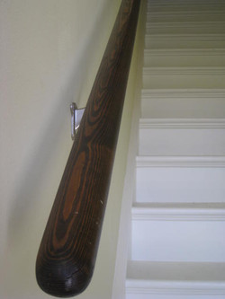 This handrail is how old?