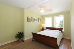 Reclaimed and reused pine floors