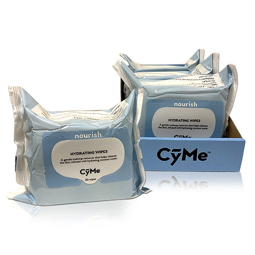 CyMe Nourish Hydrating Wipes