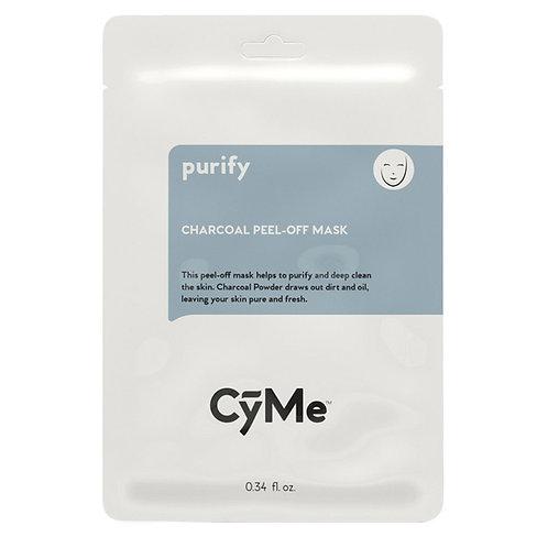 CyMe Charcoal Peel-Off Mask