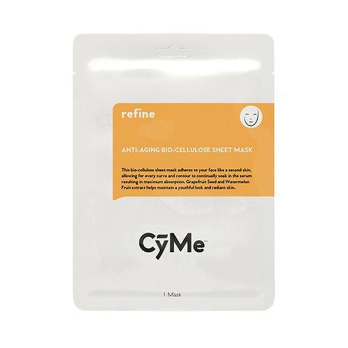 CyMe Anti-Aging Bio-Cellulose Sheet Mask