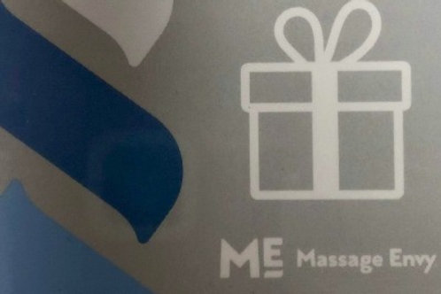 Massage Envy Gift Card