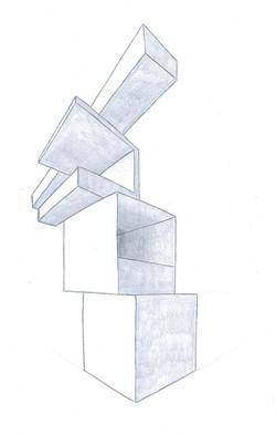 Architekturskitze