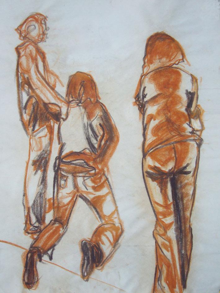 Figuren Skizze