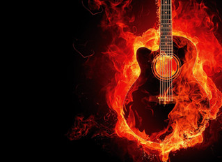 New Track: Fire Burns Within You