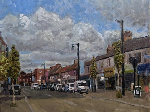 Desborough Road