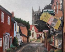 Upper Church Street, Farnham