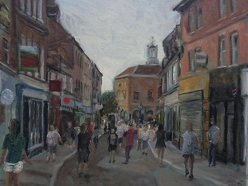 White Hart Street, High Wycombe
