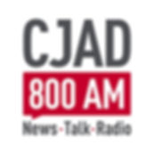 CJAD NewsTalk 1010 Logo