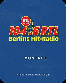 104.6 RTL Logo iQbeats
