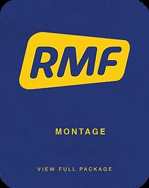 RMF FM Logo iQbeats