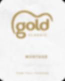 Gold Radio Logo iQbeats