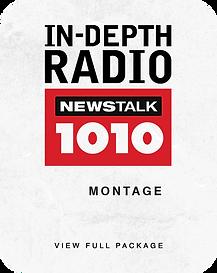 NewsTalk 1010 logo iQbeats