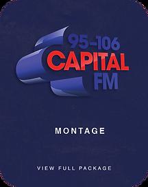 Capital Radio Logo iQbeats
