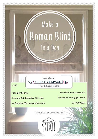 Roman Blind in a Day Course Poster.png