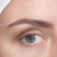 the-make-up-artist-plucks-her-eyebrows-w
