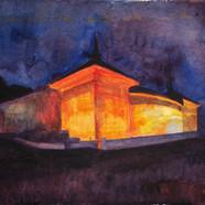 White Rock Theatre Illuminated