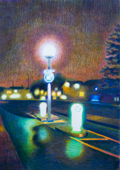 Bourne Vale Crossing