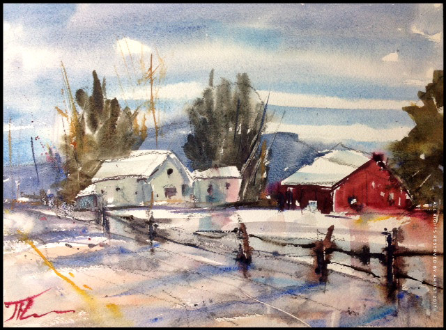 Barn Week on the Lane
