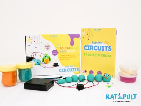The Squishy Circuits Kit