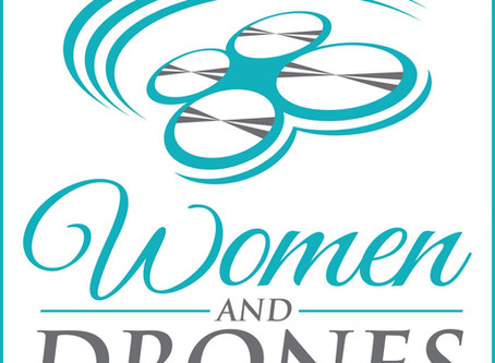 Mary Wohnrade Featured in First Women & Drones Podcast