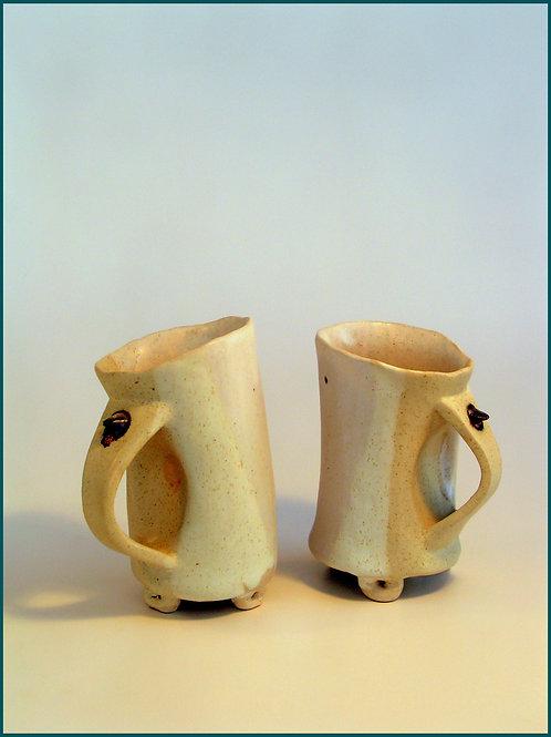 """Conversation"" cups"