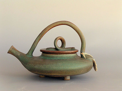 One of a kind teapot