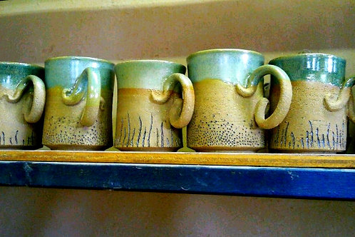 Whimsical cups
