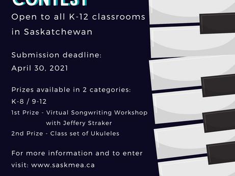 Classroom Music Contest