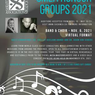 SMEA Honour Groups 2021