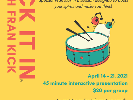 Students | Kick It In with Fran Kick