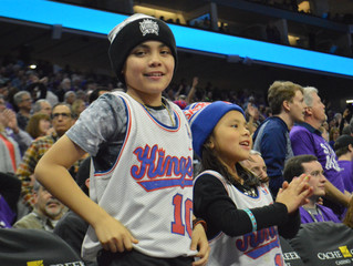 Sacramento Kings Close First Season At G1C With Victory Over Suns, Lawson Gets 1st Triple-Double