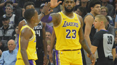 Fatigue Devours Sacramento Kings, Lose 101-86 To Visiting Los Angeles Lakers