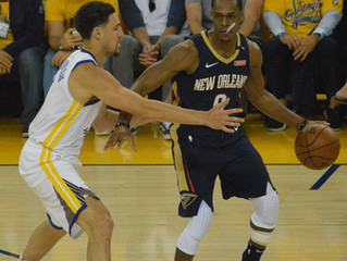 Western Conference Finals Is Set, Warriors Dispense New Orleans Pelicans To Take Round Two Series 4-
