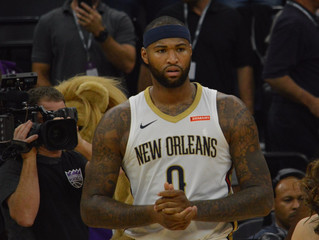 DeMarcus Cousins Crowns Sacramento Kings With 41 Points and 23 Rebounds In Return