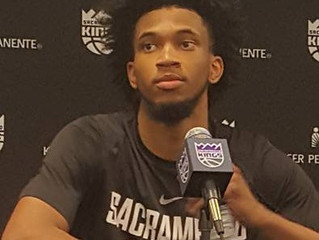 "Sacramento Kings Tab Marvin Bagley III With No. 2 Selection, Says He Is ""Still Best Player&quot"