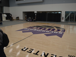 Sacramento Kings' Media Day Features New G1C Practice Facility