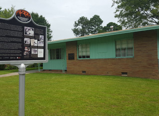 Civil Rights' Icon Home An Expression of Treasure and Tragedy