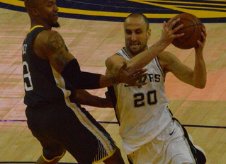 Golden State Warriors Take Game 2 With A 116-101 Win Over San Antonio Spurs