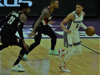 . 《 #NBA 🎙🕶🎙》  Sacramento Kings Finish Homestand With 2-5 Record, Lose Final To NOLA 128-123