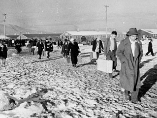 EXECUTIVE ORDER 9066: Japanese Americans Ready To Observe Infamous Evacuation-Incarceration, PART I