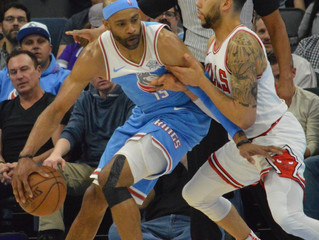 Sacramento Kings Fight Through Early Shooting Woes, Bounce Back To Beat Chicago Bulls 104-98
