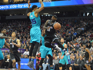 The Vlade Divac Armada Sinks 99-85 To Charlotte Hornets, Labissiere Grabs Career-High 13 Rebounds
