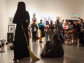 "San Francisco's SOMArts Cultural Center Presents ""NIGHT LIGHT: MULTIMEDIA and PERFORMANCE F"