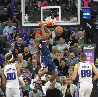 Sacramento Kings Reach .500, Claim 116-112 Victory Over Washington Wizards